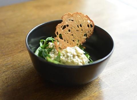 Caviar d'Aubergine Fumé